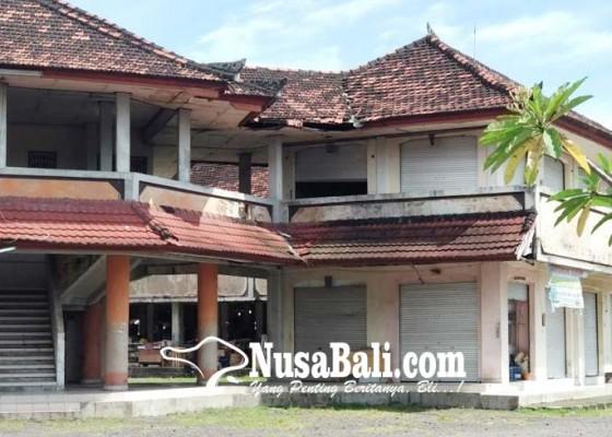 Nusabali.com - ngambang-revitalisasi-pasar-latu-menjadi-pasar-agro