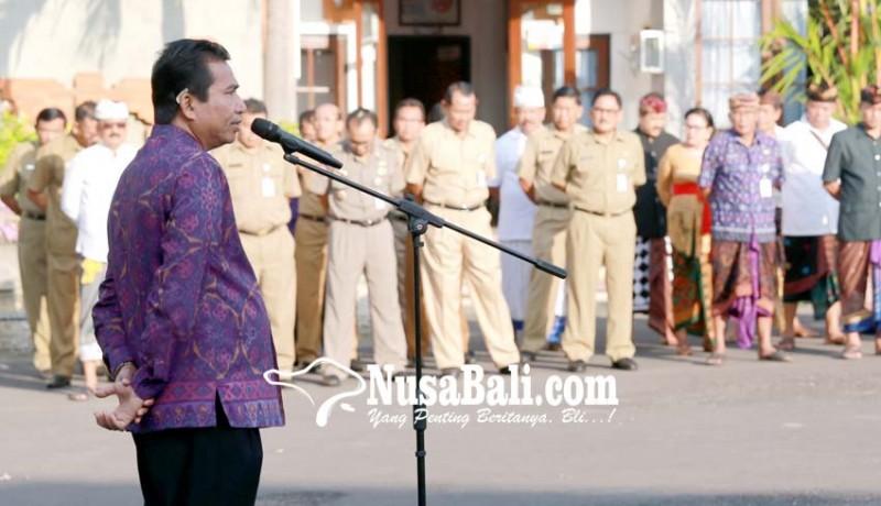 www.nusabali.com-asn-tak-netral-di-pilkada-dibacakan-saat-apel