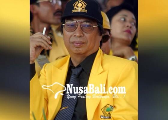 Nusabali.com - golkar-bali-ajukan-alit-yudha-menjadi-ketua-wantimbang