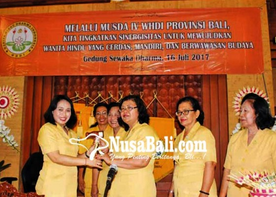 Nusabali.com - tokoh-whdi-disekenariokan-hadang-wigunawati-ke-dpd-ri