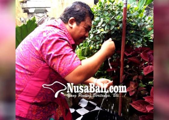 Nusabali.com - krisis-air-di-desa-madenan-tertangani
