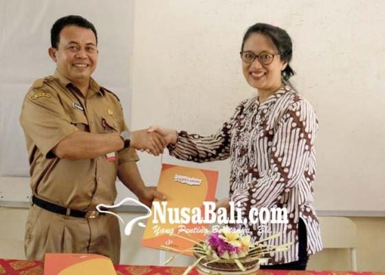 Nusabali.com - japfa-dukung-penguatan-sekolah-bersih-dan-sehat-di-10-sd-di-jembrana