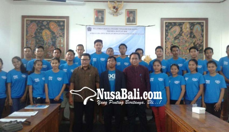 www.nusabali.com-pemdes-batuan-buka-les-bahasa-inggris