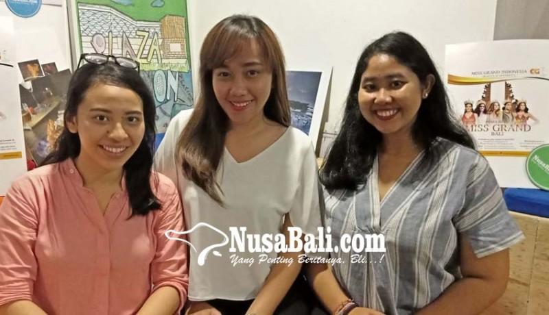 www.nusabali.com-pertama-kali-pemilihan-miss-grand-internasional-provinsi-bali