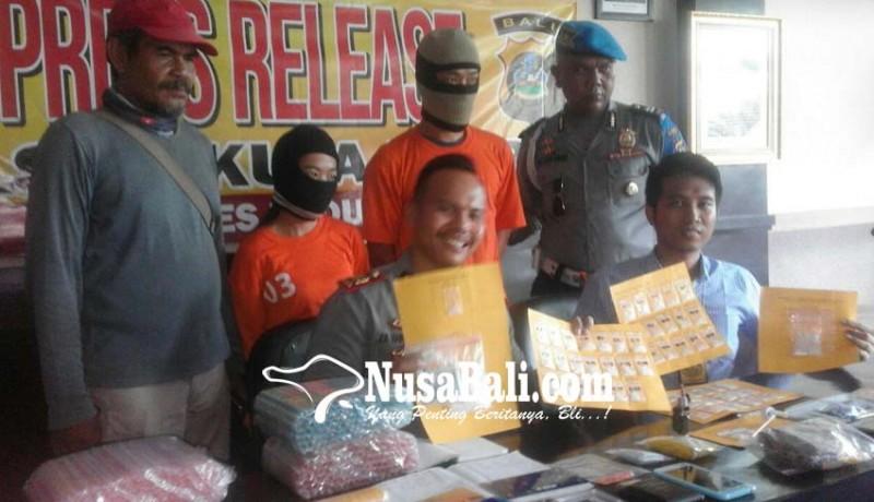 www.nusabali.com-wanita-pemasok-shabu-ke-lapas-diciduk