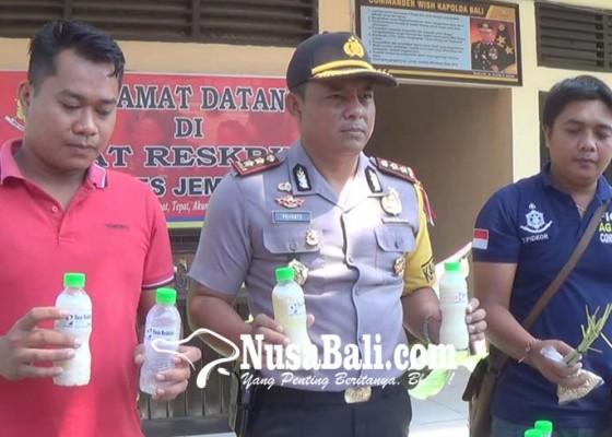 Nusabali.com - produsen-susu-tersangka-dikenai-wajib-lapor