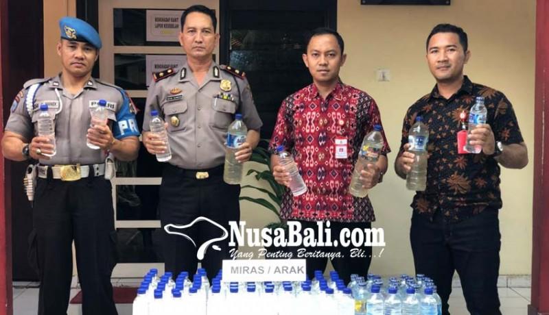 www.nusabali.com-ratusan-botol-miras-oplosan-diamankan