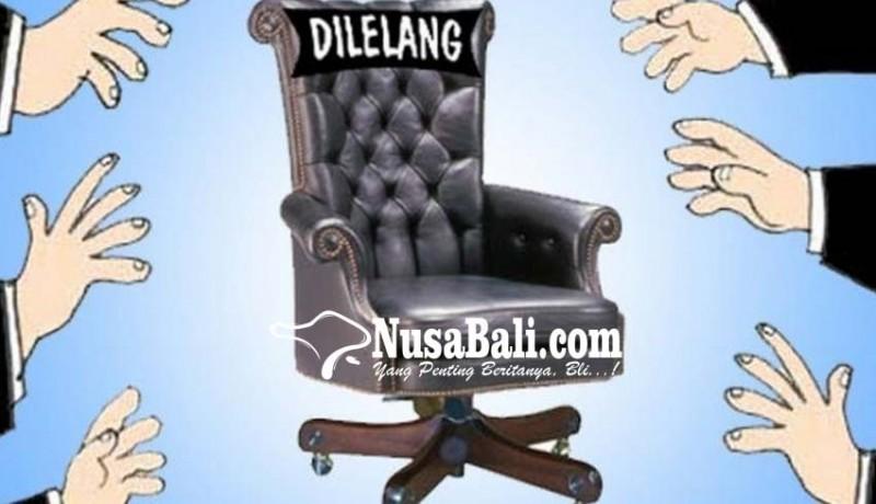 www.nusabali.com-jabatan-kepala-dinas-lingkungan-hidup-dilelang
