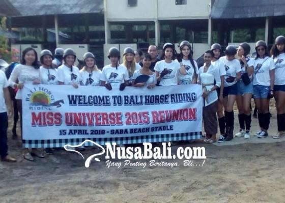 Nusabali.com - nikmati-berkuda-di-pantai-saba
