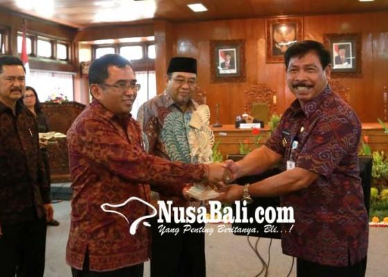 Nusabali.com - pelaporan-kendala-pengelolaan-dana-desa