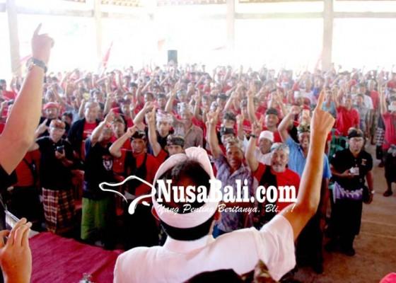 Nusabali.com - ribuan-warga-dari-14-desa-se-kecamatan-abang-satu-jalur