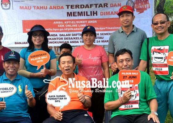 Nusabali.com - cek-status-pemilih-di-pilgub-bali-2018