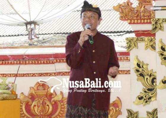 Nusabali.com - panitia-nyepi-banten-gelar-dharma-tula