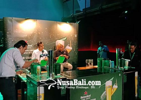 Nusabali.com - pencarian-bartender-bali-terbaik-di-ajang-heineken-global-bartender-competition-2018