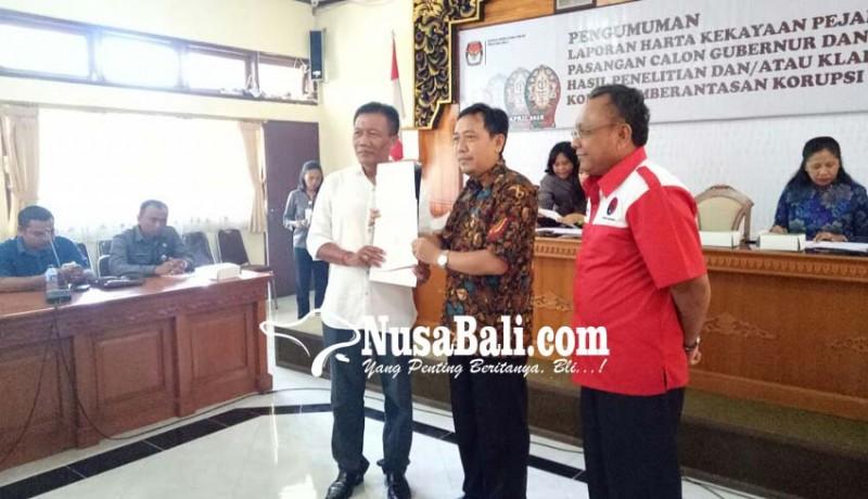 www.nusabali.com-kpu-bali-dapat-kuasa-umumkan-kekayaan-calon-gubernur-wakil-gubernur