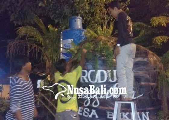 Nusabali.com - hiasan-styrofoam-tak-terhindarkan