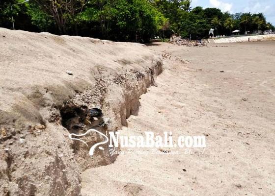 Nusabali.com - abrasi-pantai-kuta