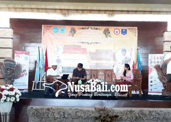 Nusabali.com - kupas-nilai-catur-marga-terhadap-hukum-kemasyarakat-dan-tata-negara
