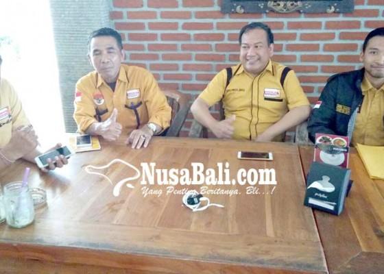 Nusabali.com - pileg-2019-hanura-buleleng-pasang-wajah-lama