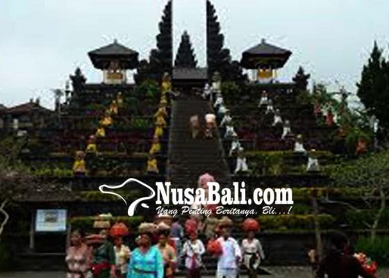 Nusabali.com - kemenag-usulkan-perbaikan-beji-pura-besakih-rp-12-m
