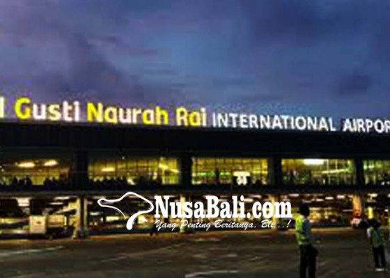 Nusabali.com - penumpang-bandara-melonjak-wisman-china-masih-mendominasi