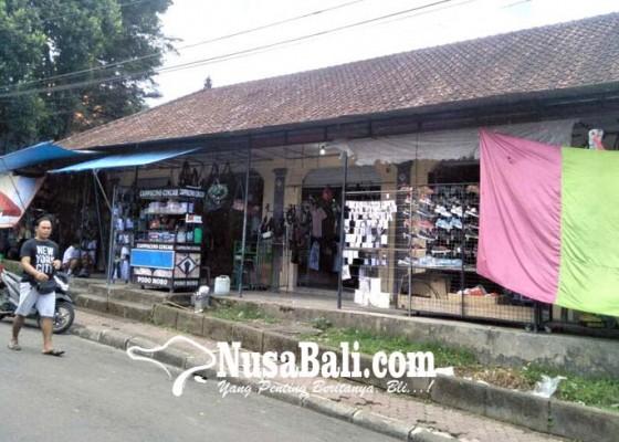Nusabali.com - pengelolaan-pasar-eks-rutan-bangli-tidak-jelas