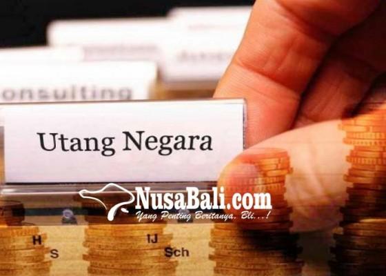 Nusabali.com - utang-ri-terus-naik