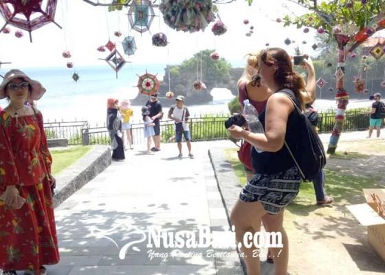 Nusabali.com - tanah-lot-art-and-culture-weekend-event-untuk-pulihkan-kunjungan-wisata