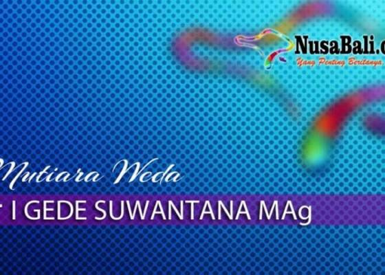 Nusabali.com - mutiara-weda-teori-mengunyah-rumput