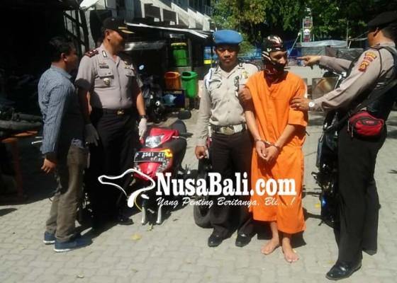 Nusabali.com - melawan-pelaku-curanmor-didor