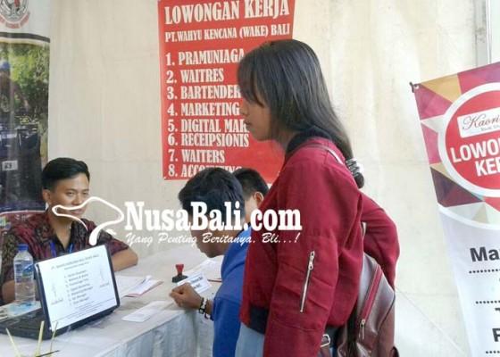 Nusabali.com - job-fair-sediakan-1554-lowongan