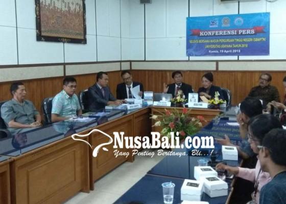 Nusabali.com - unud-masih-buka-pendaftaran-jalur-sbmptn