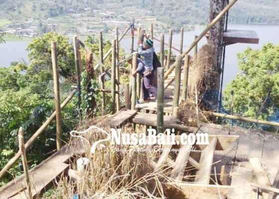 Nusabali.com - wisata-selfie-puncak-wanagiri-dibongkar