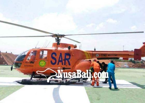 Nusabali.com - jarang-dipakai-helipad-rsup-sanglah-siap-untuk-imf-world-bank