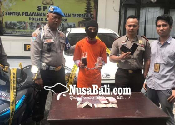 Nusabali.com - curi-mobil-dan-motor-bule-pengangguran-dijuk
