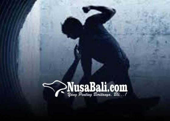 Nusabali.com - dihajar-pria-mabuk-tiga-buruh-bonyok
