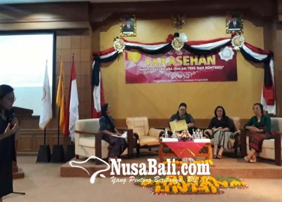 Nusabali.com - tiga-istri-calon-pemimpin-daerah-bali-hadiri-sarasehan