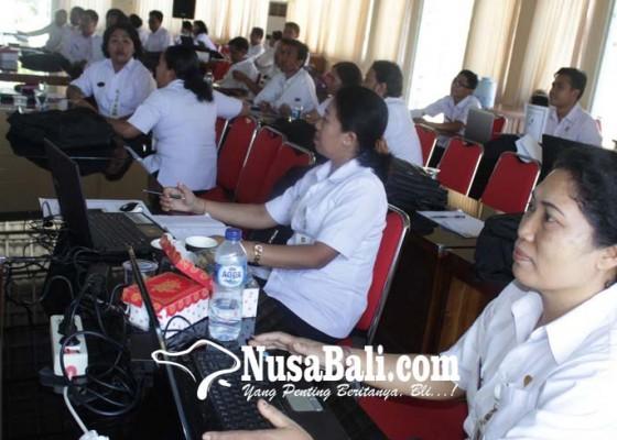 Nusabali.com - 50-guru-sd-pelatihan-naik-pangkat