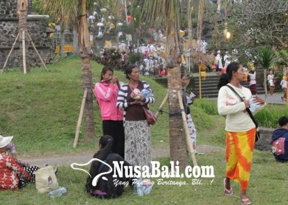 Nusabali.com - pedagang-dilarang-berjualan-di-bancingah-agung