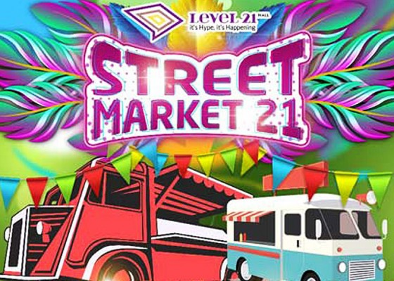 Nusabali.com - street-market-21-the-new-hype-food-festival-at-level-21-mall