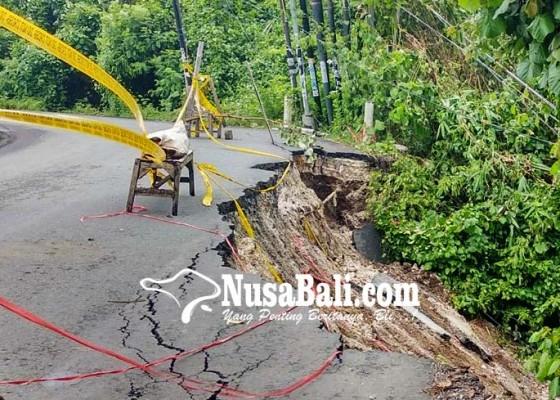 Nusabali.com - warga-keluhkan-jalan-longsor
