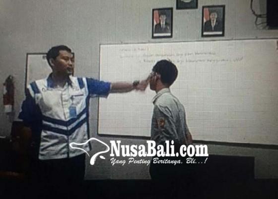 Nusabali.com - tampar-9-murid-guru-jadi-tersangka