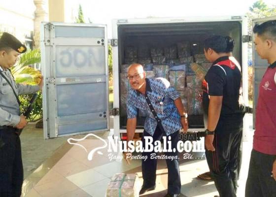 Nusabali.com - disdikpora-badung-distribusikan-soal-unkp