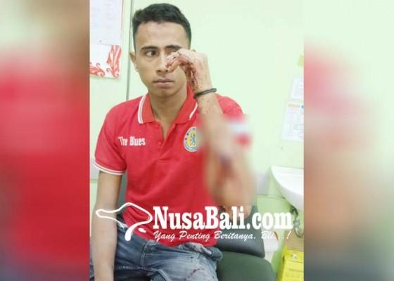 Nusabali.com - salah-paham-buruh-proyek-pukul-teman