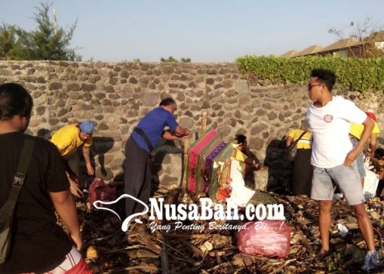 Nusabali.com - dlh-komit-jaga-kebersihan-pantai