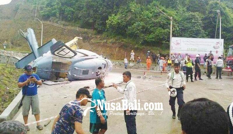 www.nusabali.com-heli-jatuh-di-morowali-1-orang-tewas