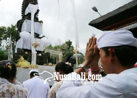 Nusabali.com - pura-gelap-besakih-gelar-upacara-prayascita