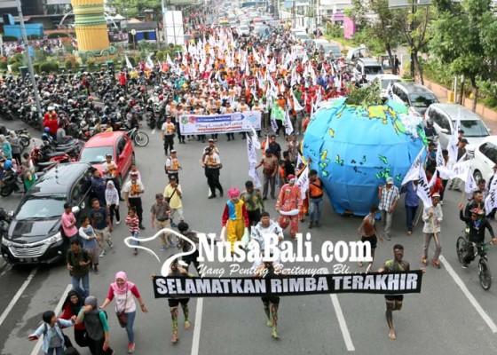 Nusabali.com - peringatan-hari-bumi