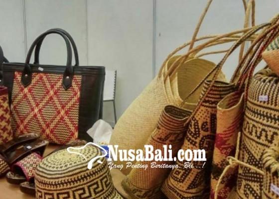 Nusabali.com - ekspor-anyaman-bali-meningkat