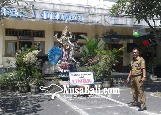 Nusabali.com - unbk-smp-diwarnai-gangguan-server